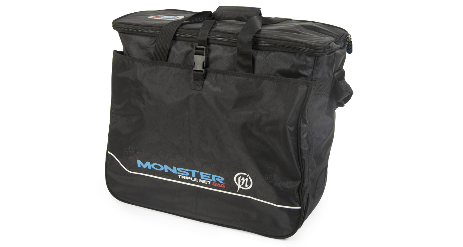 Monster Triple net bag
