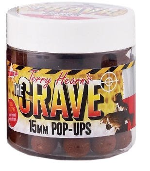 Бойлы плавающие The Crave 15mm