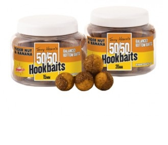 Бойлы Banana & Tiger Nut 50/50 bottom baits
