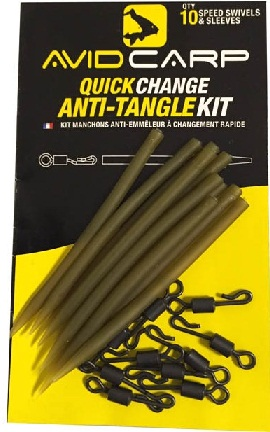 Набор Конус с вертлюгом ANTI-TANGLE KIT