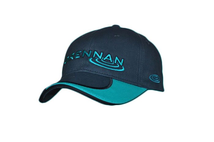 Drennan Бейсболка Match Cap Grey/Aqua