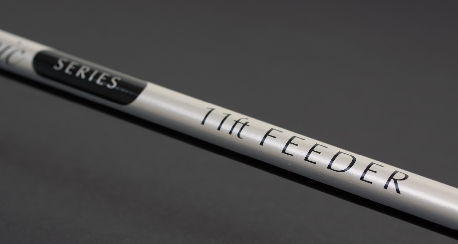 CARBONACTIVE CLASSIC - 11FT FEEDER ROD