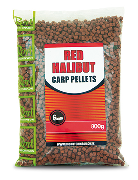 "Пелетс ""Red Halibut Carp Pellets""  800gr"