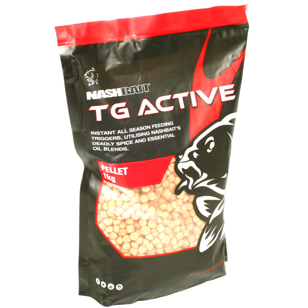 "Пеллец ""TG Active"" 6mm 1kg"