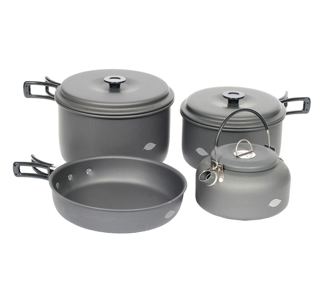 Комплект посуды Pan & Kettle Set 6 Piece