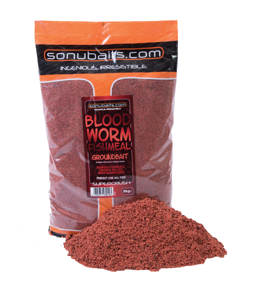 Bloodworm Fishmeal 2kg.