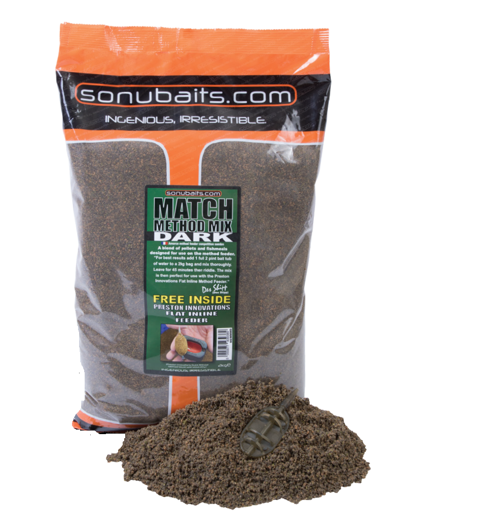 Match Method Mix Dark 2kg.