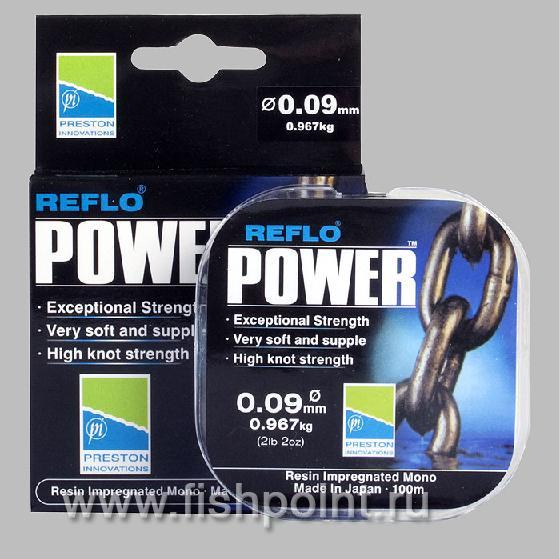 Леска Reflo Power