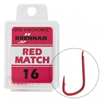 Red Match (Box 20)