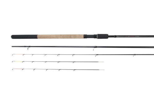 Korum Удилище фидерное 3-Piece Feeder Rods 12ft Feeder 90g (3.6m)