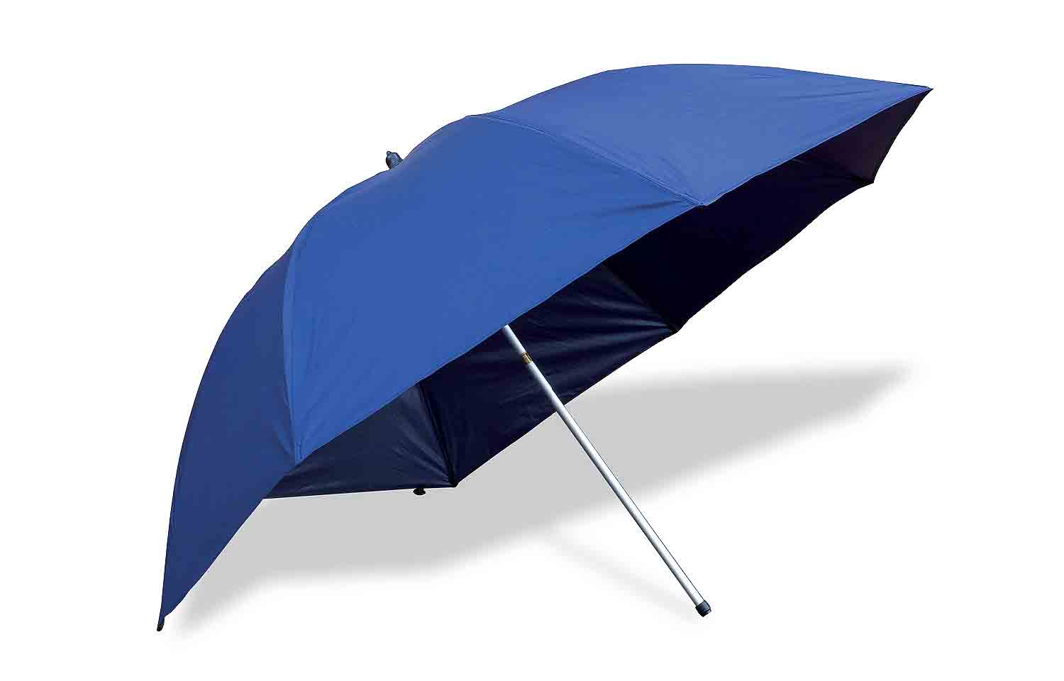 "Preston 50"" Flat back brolly with zips"