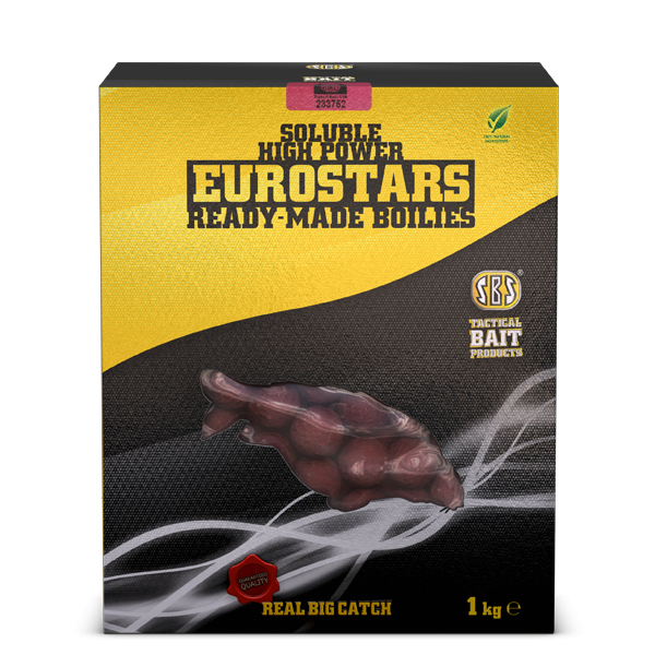 Бойлы Soluble Eurostar Squid & Octopus 20мм 1кг