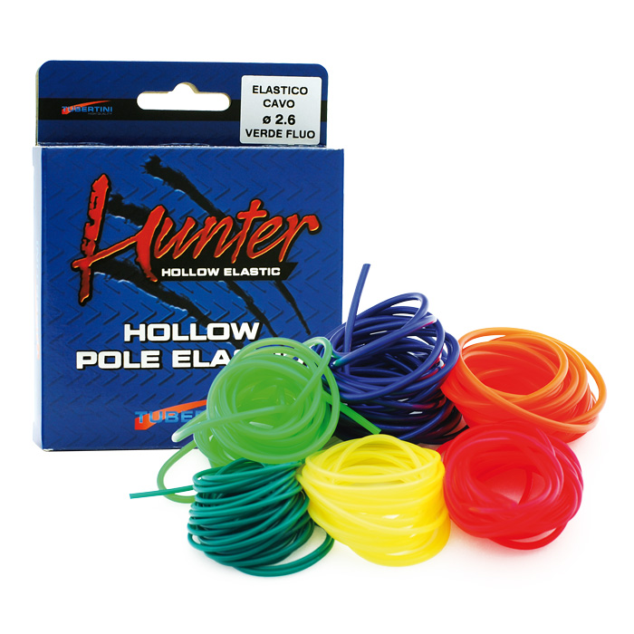 Полая резина Hunter Hollow Pole Elastic