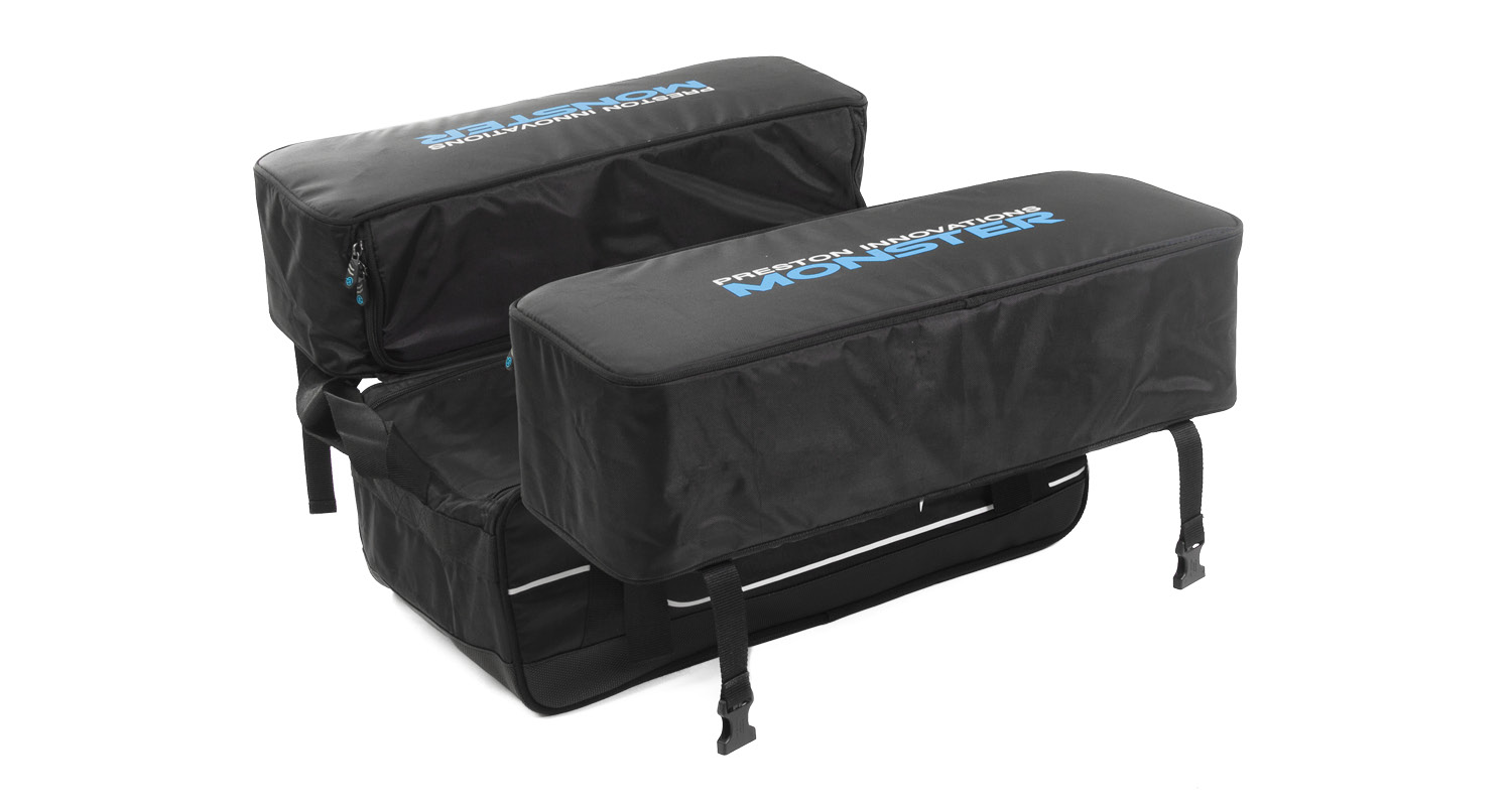 Monster Hardcase tackle & accessory bag