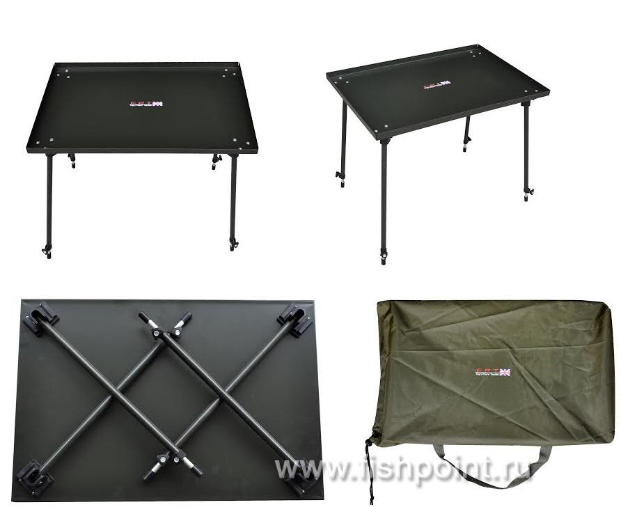 Столик карповый BIVVY TABLE H-Leg