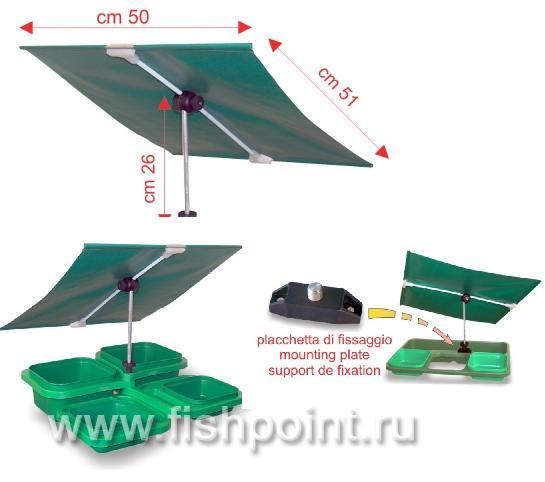 Stonfo BAITS TENT