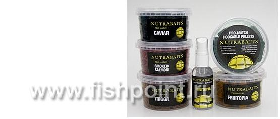 Nutrabaits Pro-Match Hookable Pellets