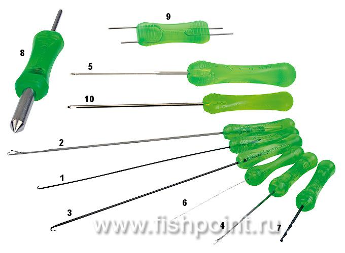 Baiting Tools Stringer Needle