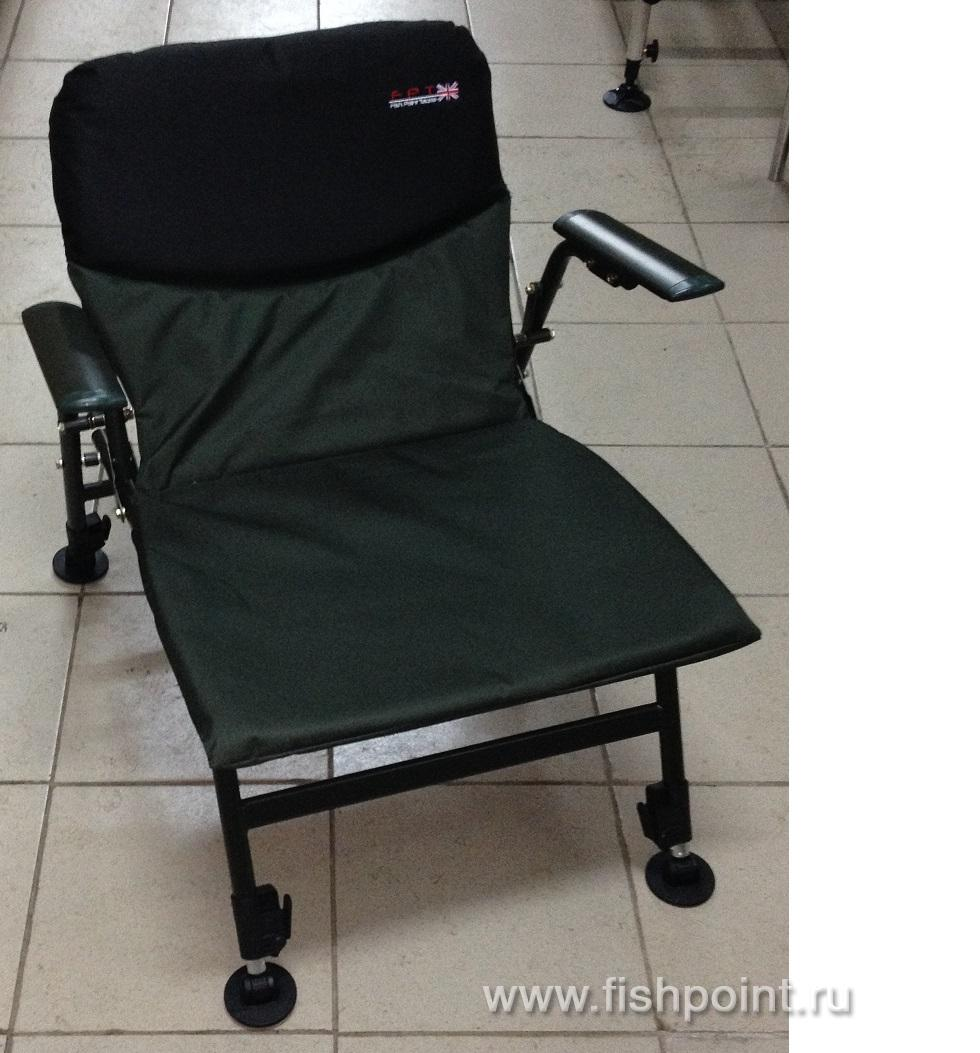 FPT (FishPointTackle) Кресло QUICK FOLDS ARM CHAIR