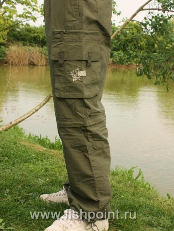 Брюки Combat Trousers Long