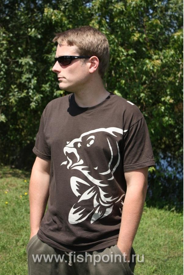 Футболка T-SHIRT BROWN