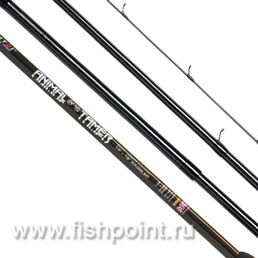 "Animal Tamer Waggler Rod 14""-16"""