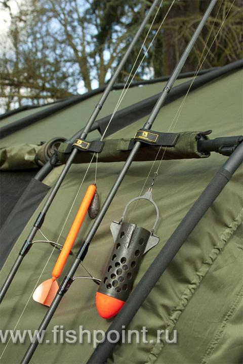 Avid Carp Re Tension Padded Rod Support Bars