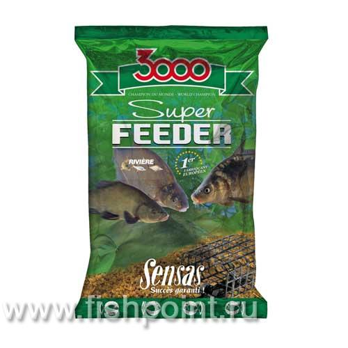 SUPER FEEDER (Reviere)