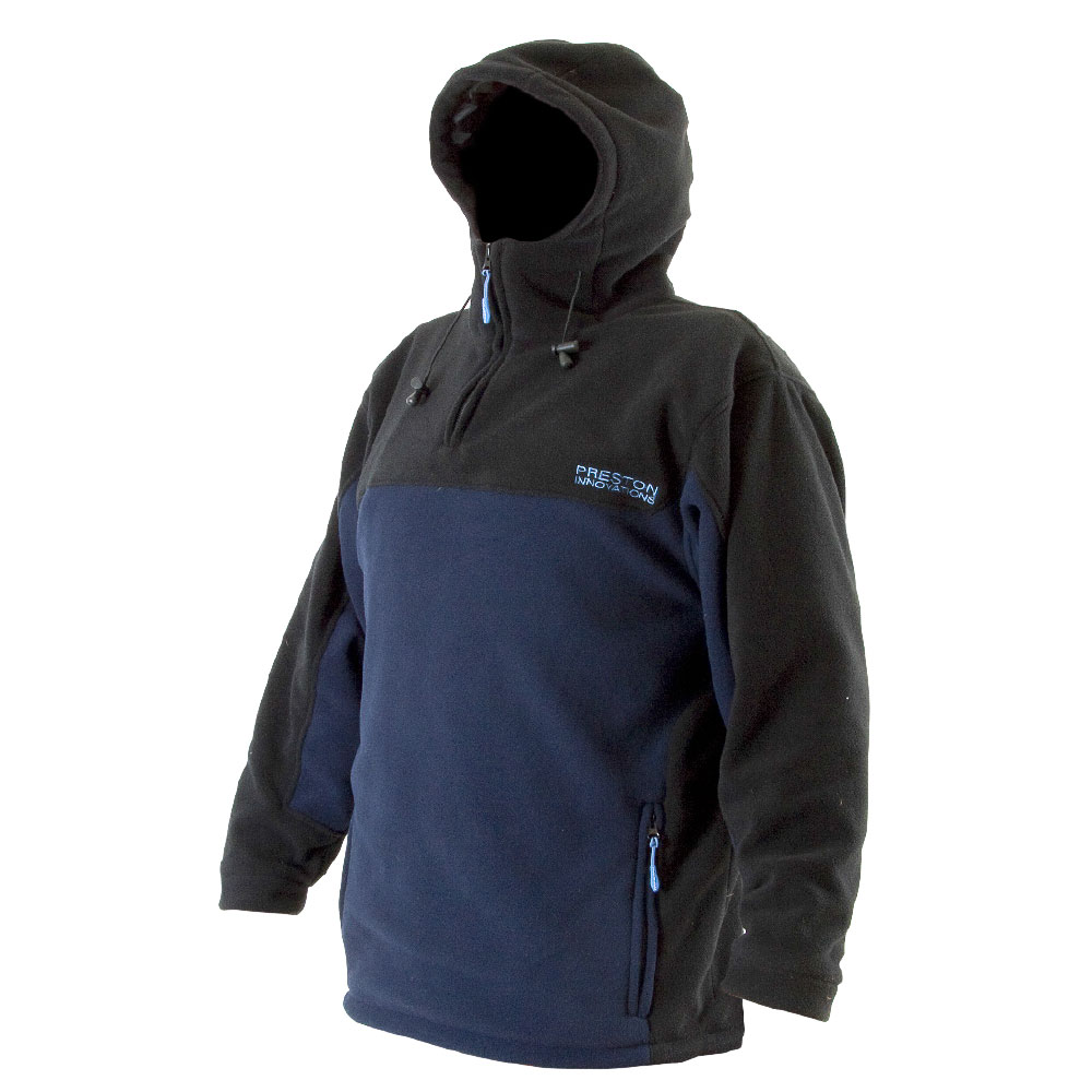 Куртка флисовая Hooded Fleece